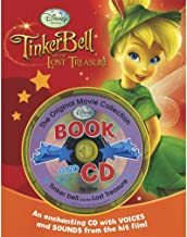 Tinker Bell and the Lost Treasure (Disney Storybook & CD)