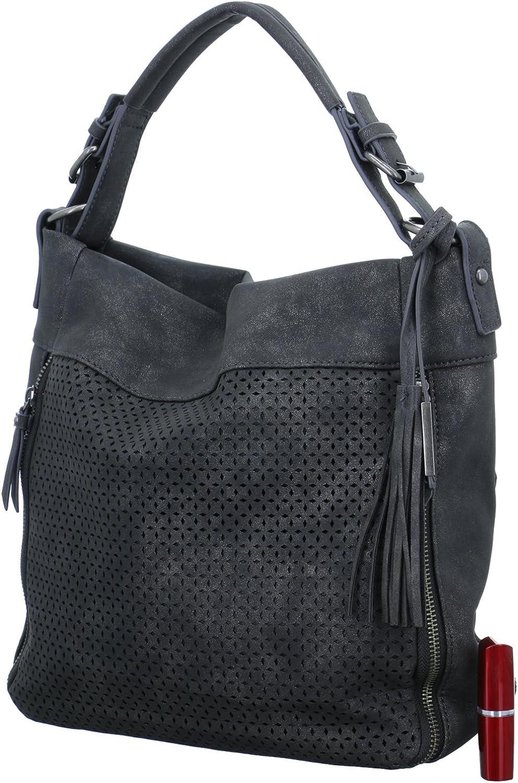 East Line Sophie 2 Damen Schultertasche SG14 B078WVGK7R    Stilvolle und attraktive Tasche 9a2e46