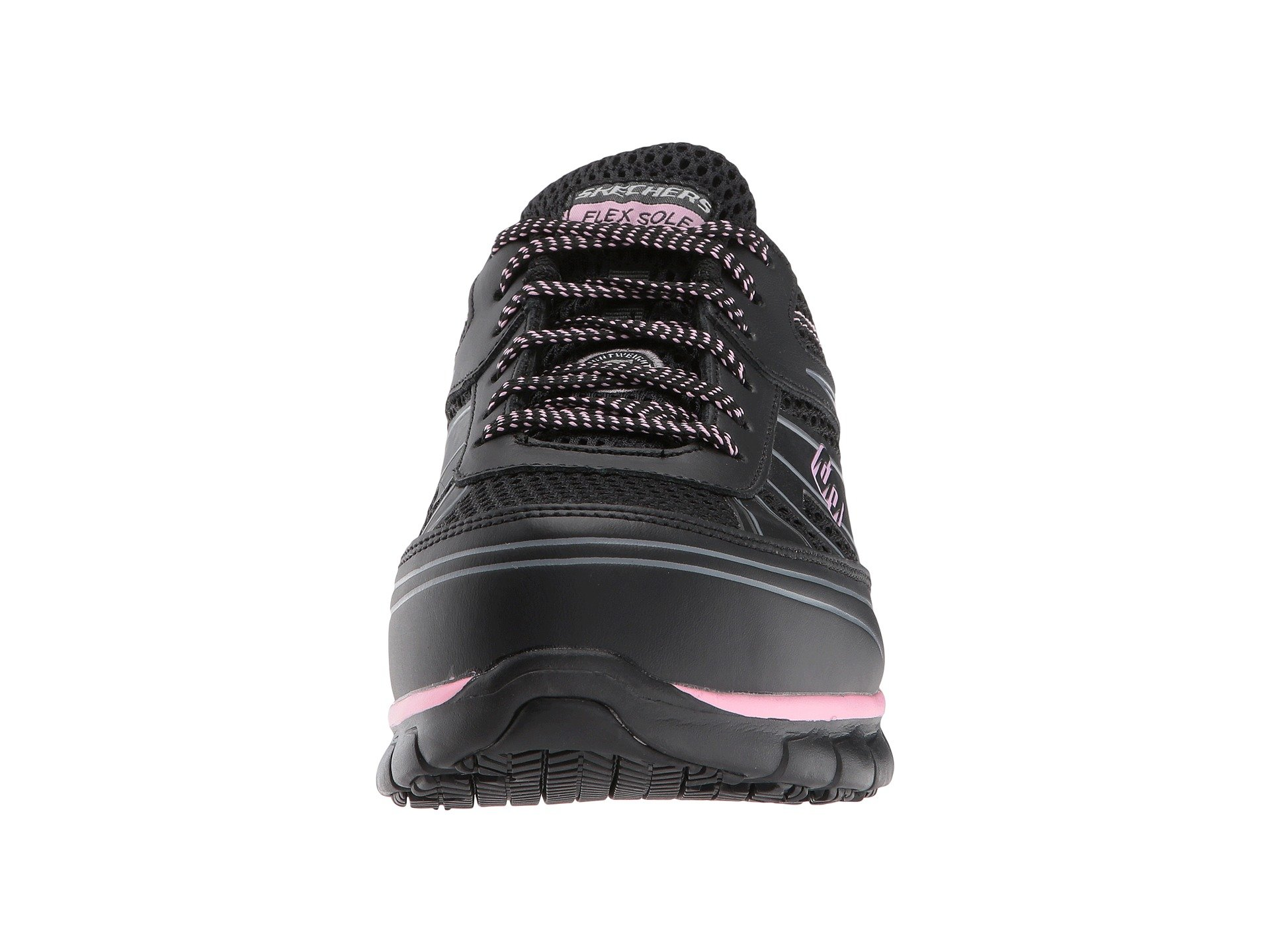 algonac women Casual - lightweight, flexible and protective with a shock-absorbing midsole, aluminum alloy safety toe, electrical hazard-safe design and slip-resistant rubber outsole.