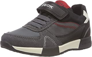 Geox Kids' Alfier Boy 3 Sneaker