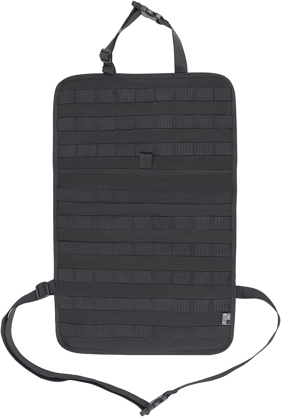 OneTigris Car OFFicial mail order Seat Back Organizer Tactical Panel MOLLE Vehicle Max 51% OFF
