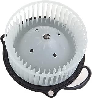 HVAC plastic Heater Blower Motor w/Fan ABS Cage ECCPP fit for 1994-2001 Dodge Ram 1500/1994-2002 Dodge Ram 2500/1994-2002 Dodge Ram 3500/1995-2002 Dodge Ram 4000/1993-1998 Jeep Grand Cherokee