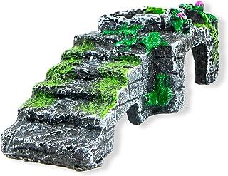 爬虫類 シェルター (天然樹脂製) ロックシェルター テラリウム 【CLIMB ZAQS】