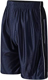Men's 11'' Cool Basketball Shorts with Pockets Long Gym...
