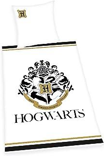 Herding Harry Potter Bettwäsche-Set, Baumwolle, weiß, Öst