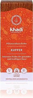 Khadi Tinte Herbal Color Cobre 100Gr 1 Unidad 500 g