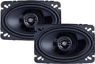 Memphis Audio PRX46 Power Reference 4 x 6 Inch 30 Watt RMS 60 Watt Peak Power 2 Way Coaxial Car Speaker System photo