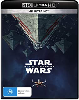 Star Wars: The Rise Of Skywalker (4K) Replen