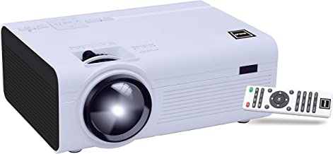 RCA RPJ136 Home Theater Projector – 1080P Compatible -(Renewed)