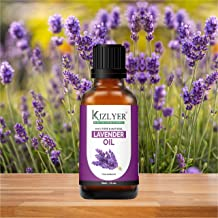 KIZLYER LAVENDER Essential Oils for Skin, Hair, Face, Acne Care, 100% Pure, Natural and Undiluted Therapeutic Grade Essential Oil (LAVENDER 30ML)