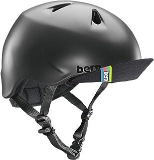 BERN, Kid's Nino Helmet with Flip Visor