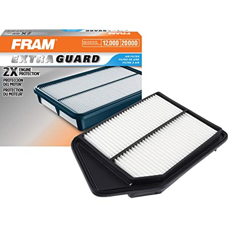 FRAM Extra Guard Air Filter, CA11476 for Select Acura and Honda Vehicles