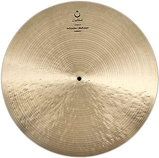 Istanbul Mehmet Cymbals Jazz Series N-RF22 Nostalgia Flat Ride 22-Inch Cymbal