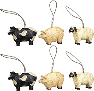 animal house ornaments