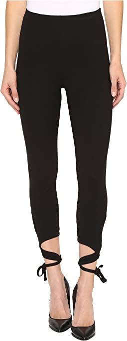 Wrap Ankle Leggings