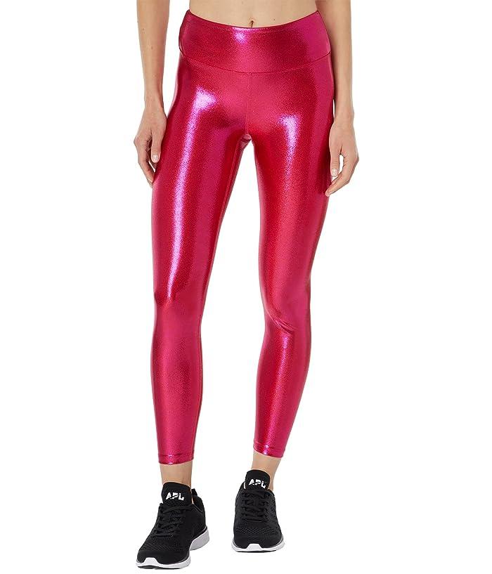 60s Pants, Jeans, Hippie, Flares, Jumpsuits Heroine Sport Marvel Leggings $99.00 AT vintagedancer.com