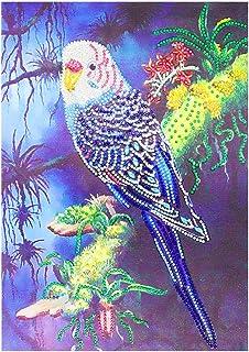 GGsheng/_Eule 5D Special Shape Diamond Painting Stickerei Handarbeit Kristall Kreuzstich
