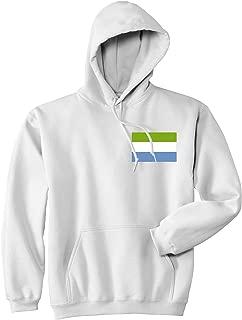 white sierra pullover