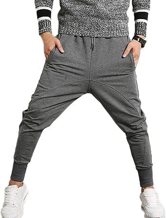 ジョガーパンツ メンズ スウェットパンツ ストレッチ トレーニング サルエルパンツ 無地 ヒップ ホップ ダンス フィットネス 男女兼用