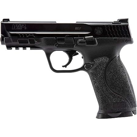Umarex T4E Smith & Wesson M&P M2.0 .43 Caliber Training Pistol Paintball Gun Marker, Black, one Size