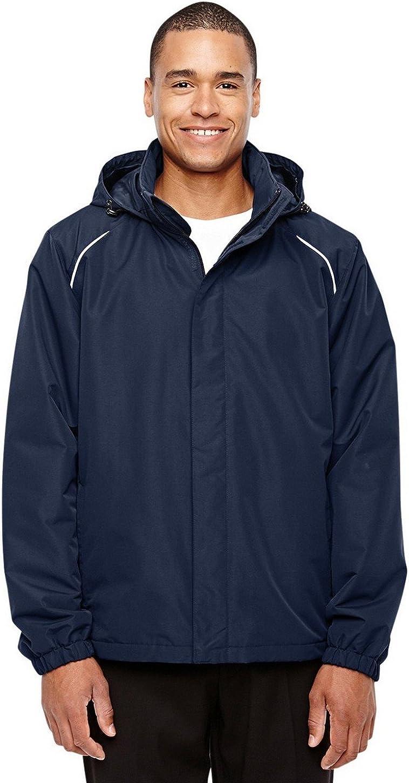 Core 365 Mens Tall All Seasons Fleece-Lined Jacket (88224T)