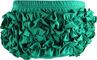 Petitebella Christmas Dress Kelly Green Cotton Bloomer Pant Baby Girl Clothing 6-24m