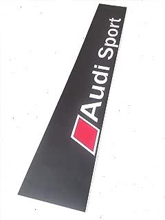 Gy Vinyl Arts,Audi Sports, Windshield, Sun Visor Strip, Decals,Sun Shade, Stickers, Banners, Compatible, Audi, Cars