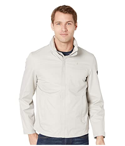 Nautica New Anchor Bomber Jacket (Beach Sand) Men