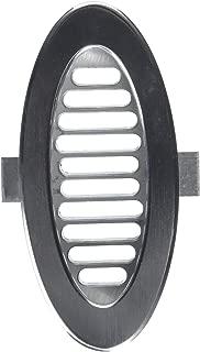 AutoLoc Power Accessories 9904 Billet Aluminum AC/Heater Air Vent Or Body Panel Vent
