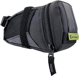Birzman Roadster 2 .4L Saddle Bag, Black