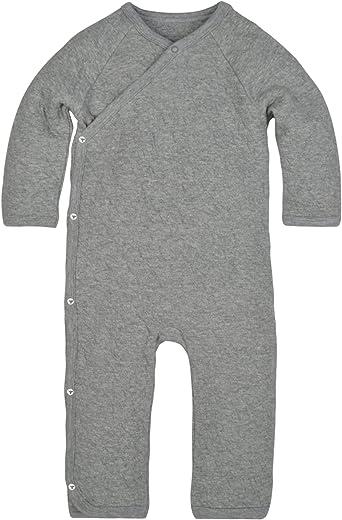 بدلة رومبر من بيرتس بيز للاولاد الرضع، مصنوعة من القطن العضوي 100%، قطعة واحدة تغطي كامل الجسم
