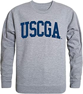 United States US Coast Guard Academy Bears USCGA NCAA Crewneck College Sweater S M L XL 2XL