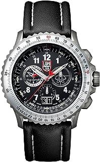 Luminox - F-22 RAPTOR XA.9241 Reloj de pulsera Cuarzo Hombre correa de Cuero Negro