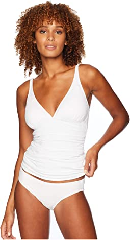 Pearl Over-the-Shoulder Tankini