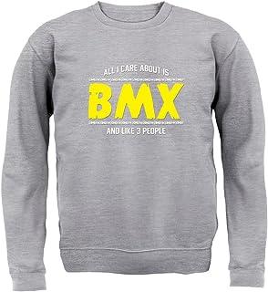 Enfant Sweat/Pull 8 Couleurs Eat Sleep BMX