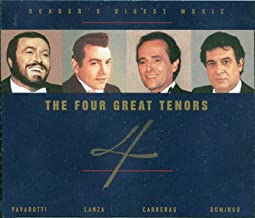 Best the four great tenors cd Reviews