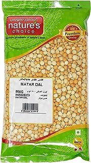 Natures Choice Lentils Matar Dal - 500 gm (Yellow)