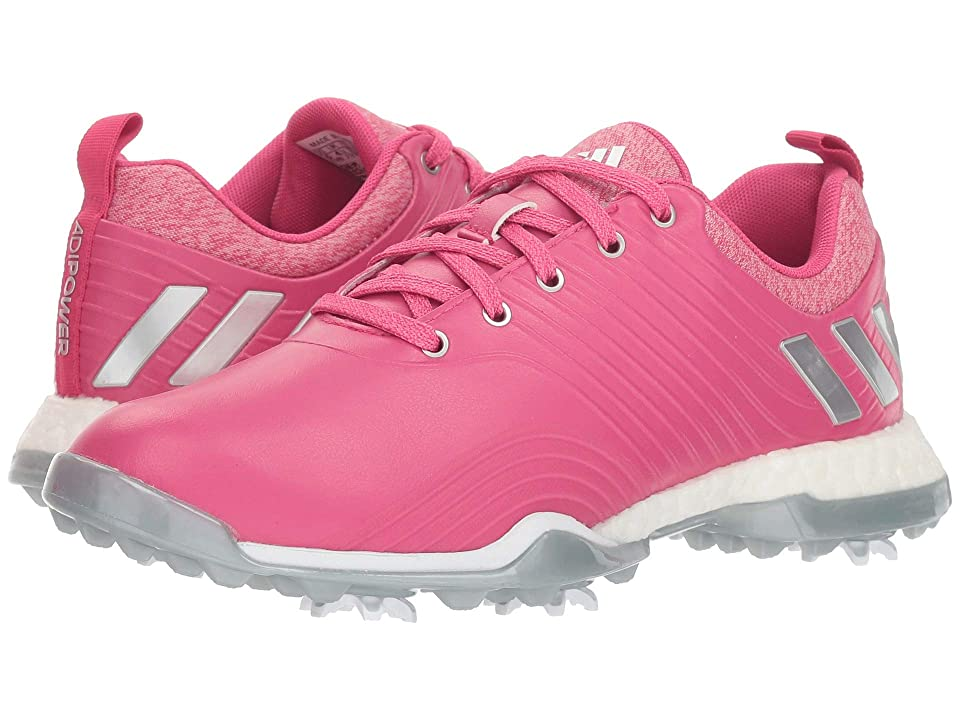adidas Golf adiPower 4orged (Magenta/Silver Metallic/White) Women