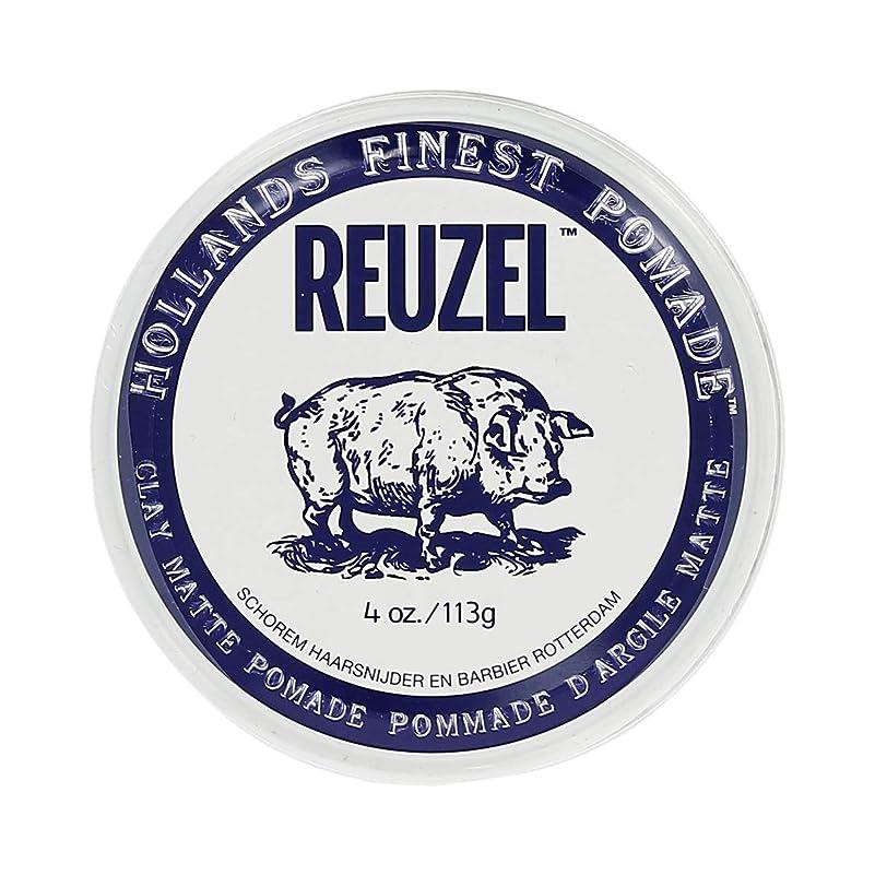 提供する彼女の中央REUZEL ルーゾー マットクレイポマード 113g[海外直送品] [並行輸入品]