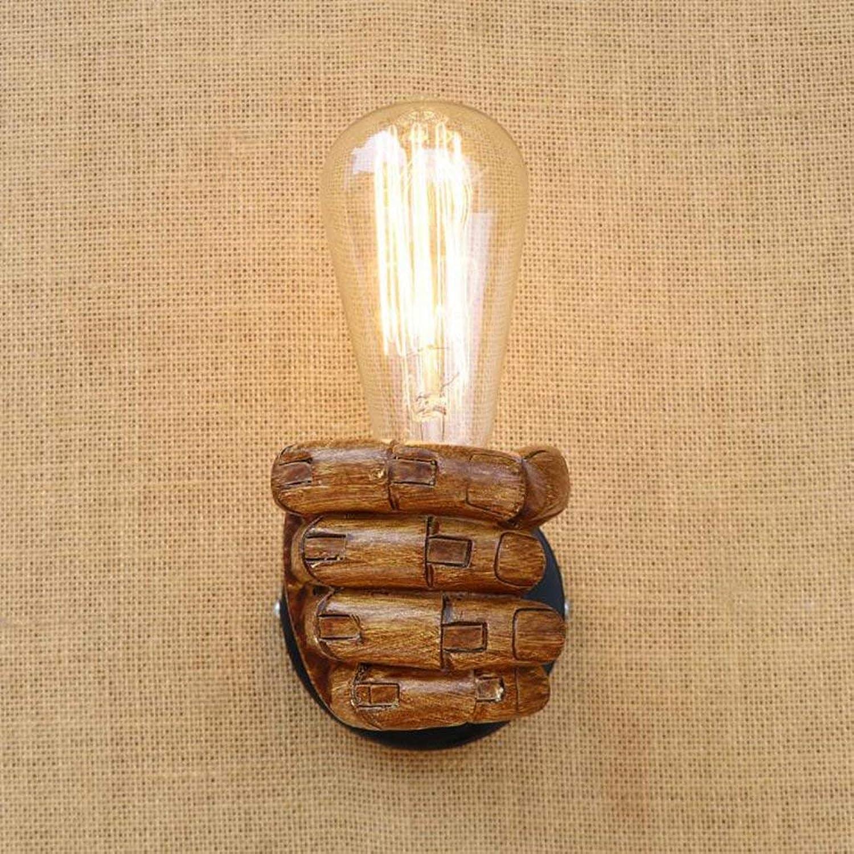 Mariisay Korridor Gang Vintage Dekorative Wandleuchte Lampenabdeckung Eisen Licht Keine Lichtquelle 15X8X9 6Cm (Farbe   Keine Lichtquelle-Größe)