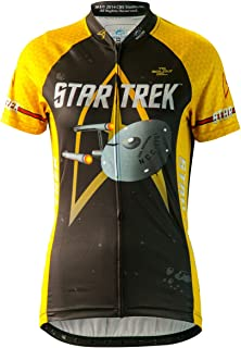 Women's Star Trek Command Cycling Jersey