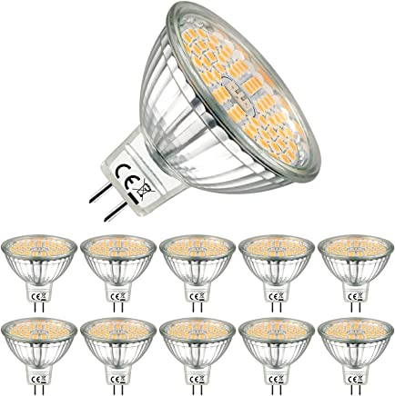 Amazon.es: GU5.3 - Bombillas LED / Bombillas: Iluminación
