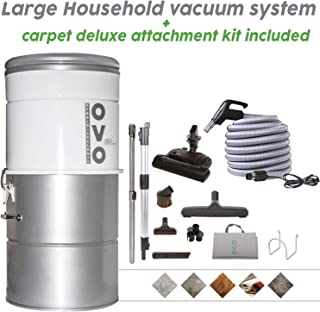 electrolux central vacuum model e130a
