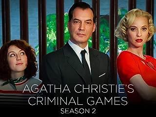 Agatha Christie's Criminal Games