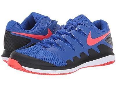 Nike Air Zoom Vapor X (Racer Blue/Bright Crimson/Black/White) Men