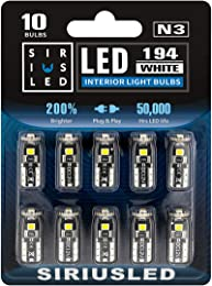 Top Rated in Automotive Interior & Convenience Bulbs