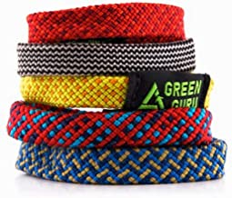 product image for Green Guru Gear Climbing Rope Upcycled Made in USA Bracelet, X-small