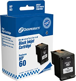Dataproducts DPC640WN Remanufactured Ink Cartridge Replacement for HP #60 (CC640WN) (Black)