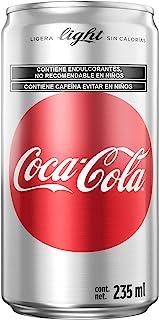 Coca-Cola Light, 24 Pack - 235 ml/lata