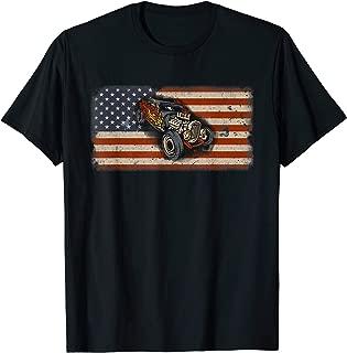 Hot Rod Drag Racing Nos Racecar Nitro American Car Tuning T-Shirt